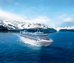 Vancouver, British Columbia to Los Angeles, California cruise